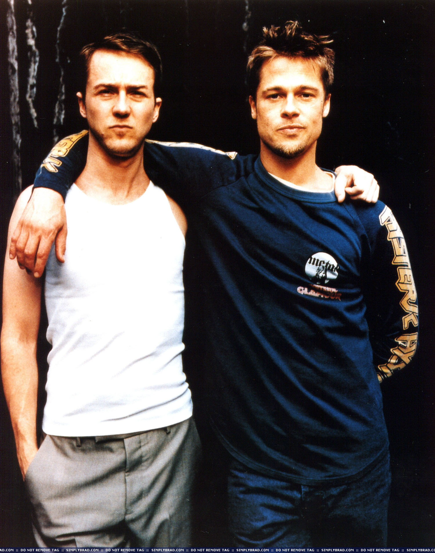 Have Fight Club made you fan of Brad Pitt and Edward ...