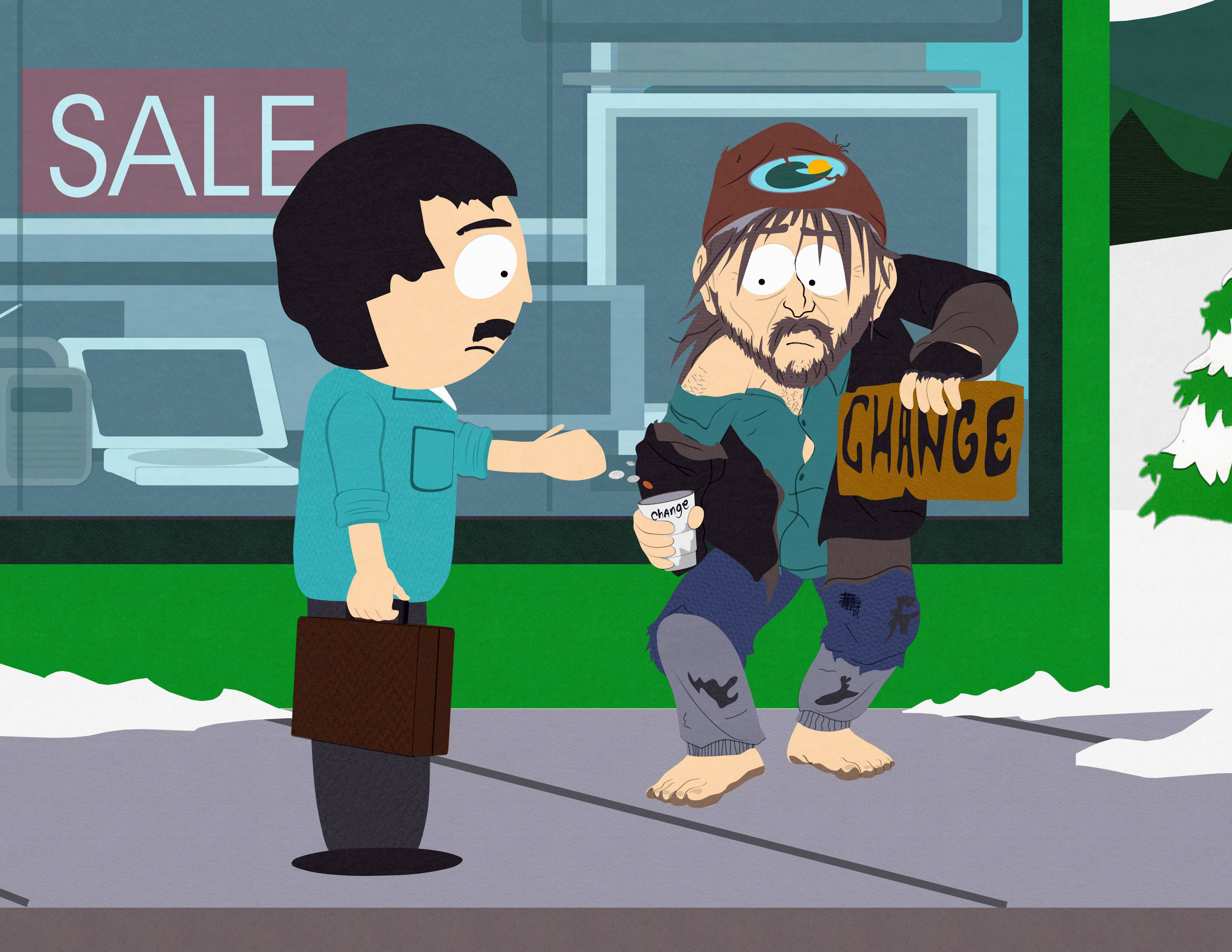 Which South Park episode was most VIOLENT. Woodland Critter ...