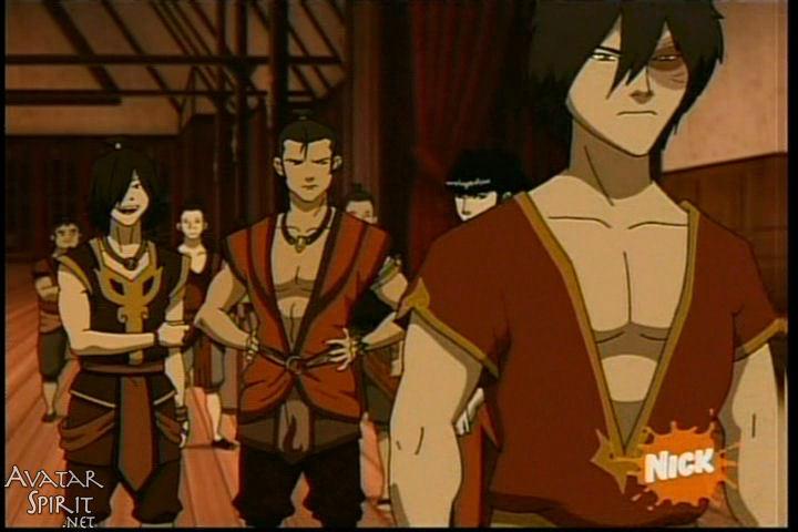 Favorite Zuko Outfit? , Avatar The Last Airbender , Fanpop