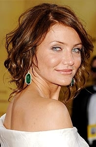 Cameron Diaz red hair