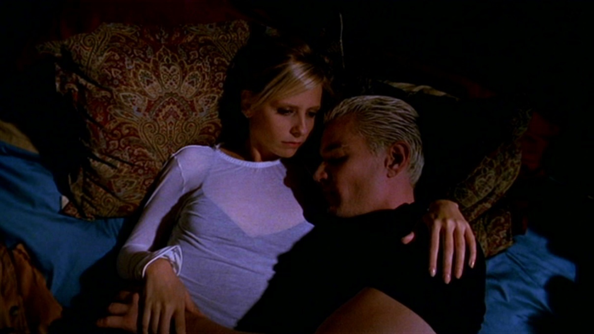 buffy and spike relationship episodes of the game