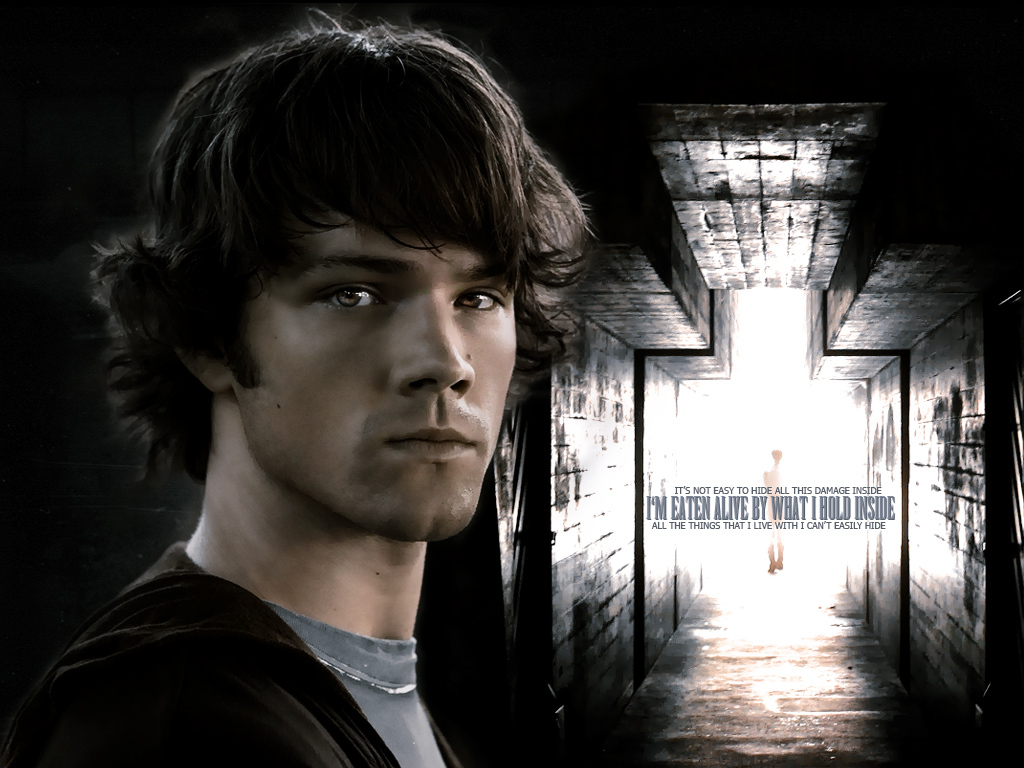 Supernatural Did you like the out of control sam in the new episode Supernatural Wallpaper Sam
