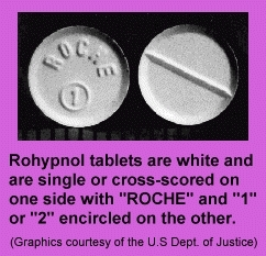Rohypnol- the date rape drug