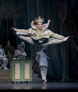 "Performing Chinese in ""The Nutcracker"""