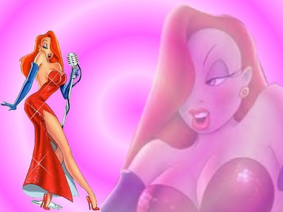#1: Jessica Rabbit (Who Framed Roger Rabbit) - Is there any universe where she is NOT the hottest Disney babe? She shakes, she shimmies, she sings. Con: May possibly be TOO much woman for one guy to handle...