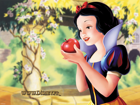 #9: Snow White - The fairest of them all. Cons: Those pesky little dwarves she's cohabitating with.