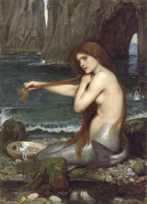 Do non-Ariel sirenas exist anymore? They do, here in the Fairy Tales & Fables Spot!