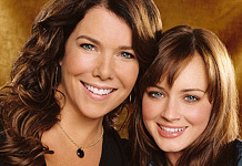 Farewell Rory and Lorelai...you will be missed!