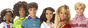 High School Musical Fashion Dolls