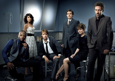 Cast of House MD