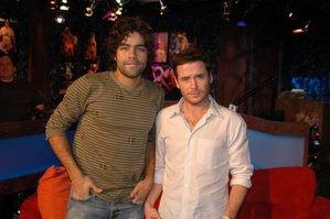 Kevin Connolly and Adrian Grenier on Howard Stern
