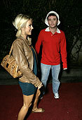 Kevin Connolly and Julianne Hough