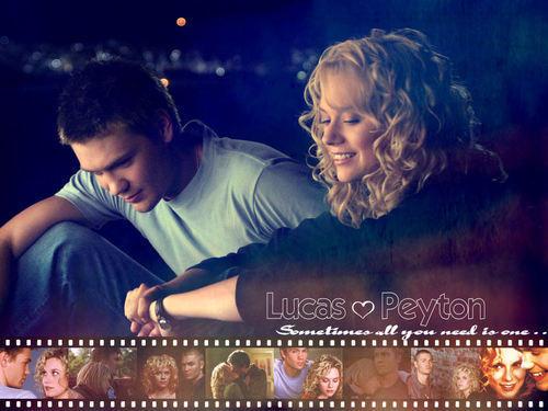 "Lucas + Peyton ""True Liebe Always"""