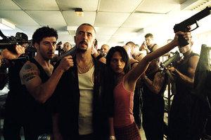 David Belle (left) in Banlieue 13 (2004)