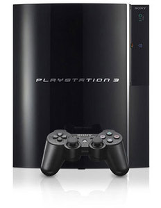 The Playstation 3 console