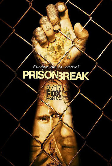Remember to catch Prison Break every Monday on Fox.