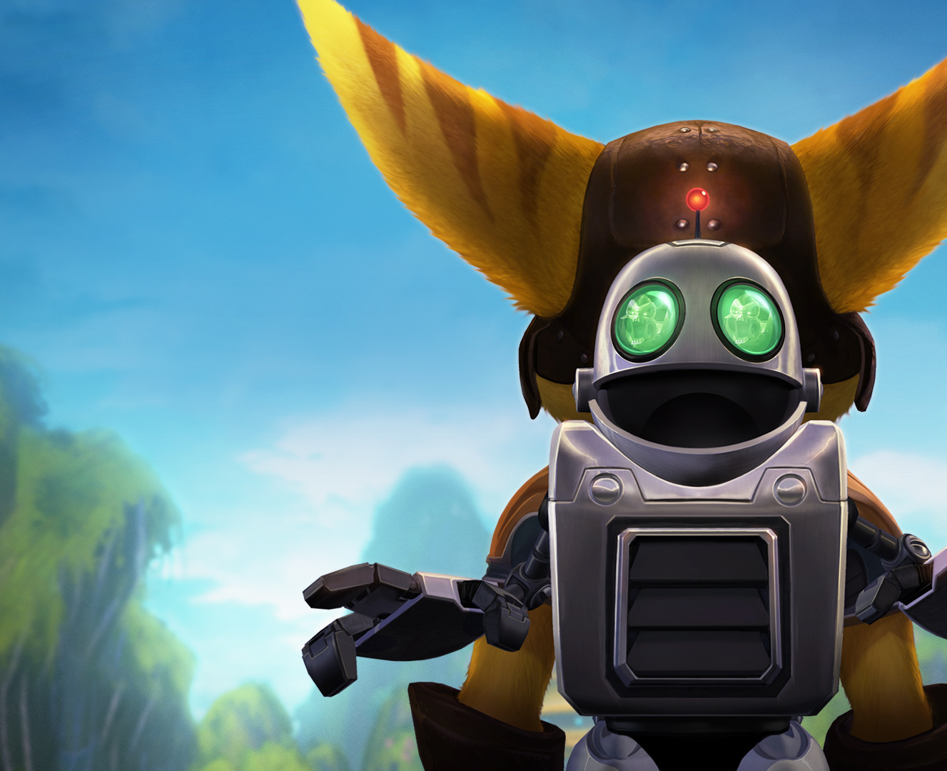 Why I Like Ratchet And Clank Ratchet And Clank Fanpop
