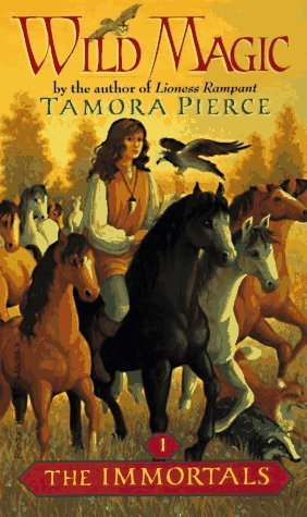 TAMORA PIERCE BLOODHOUND