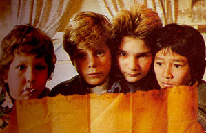 The Goonies are good enough.