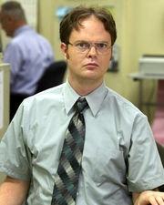 Dwight, my favorito! character