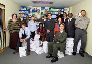 Cast of one of the greatest TV shows this century.