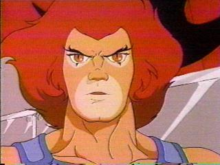 Liono, the noble and fearless Thundercat