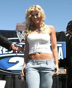 Torrie Wilson - WrestleMania 22