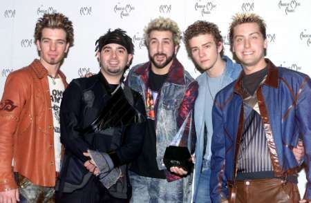 American Music Awards 2001