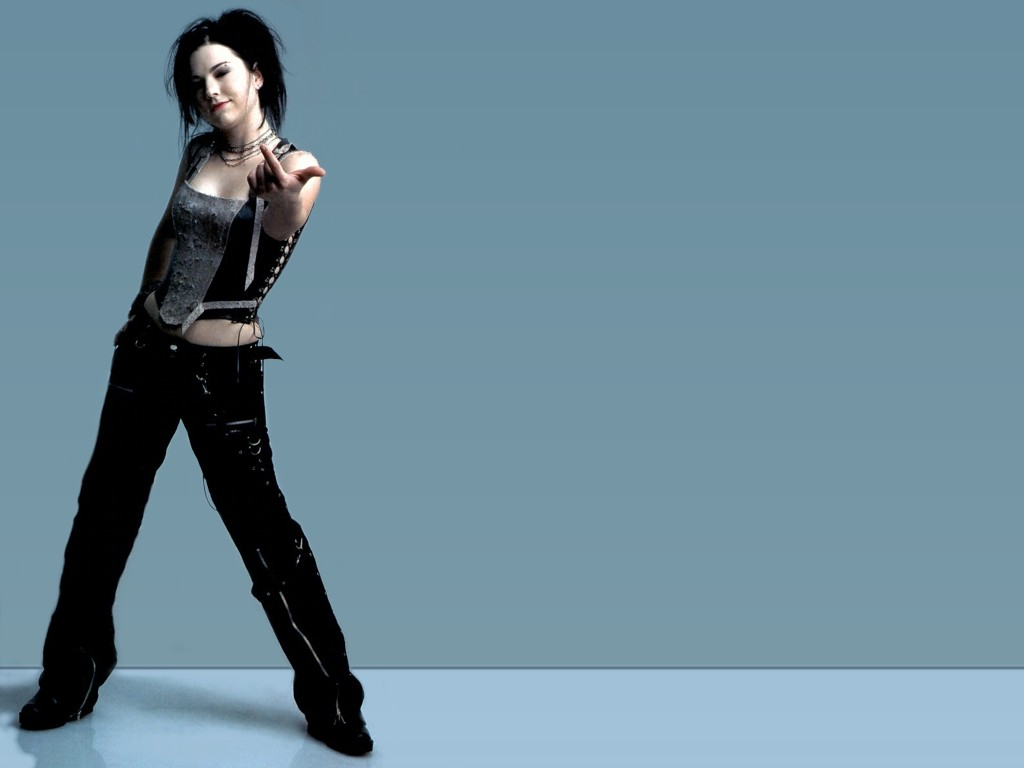 Amy Lee - Evanescence Wallpaper (383658) - Fanpop