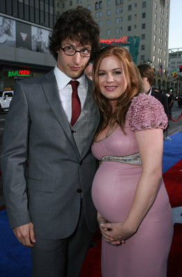 Andy Samberg & Isla Fisher