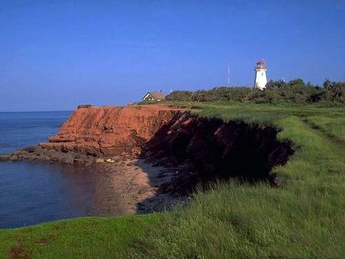 Atlantic Ocean, PEI