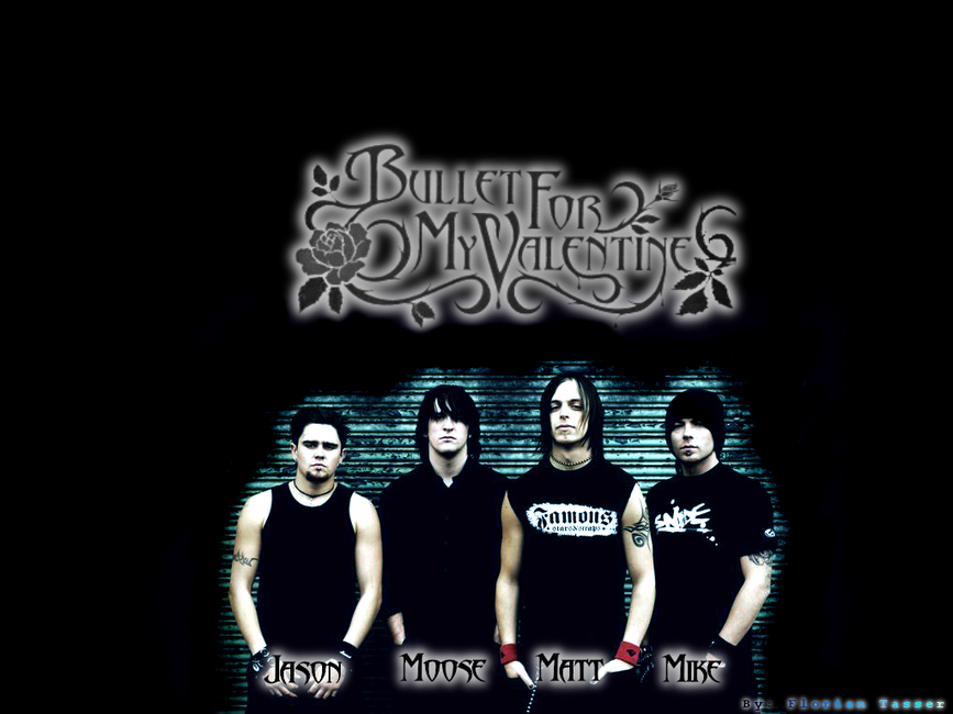 Bfmv Bullet For My Valentine Photo 545143 Fanpop