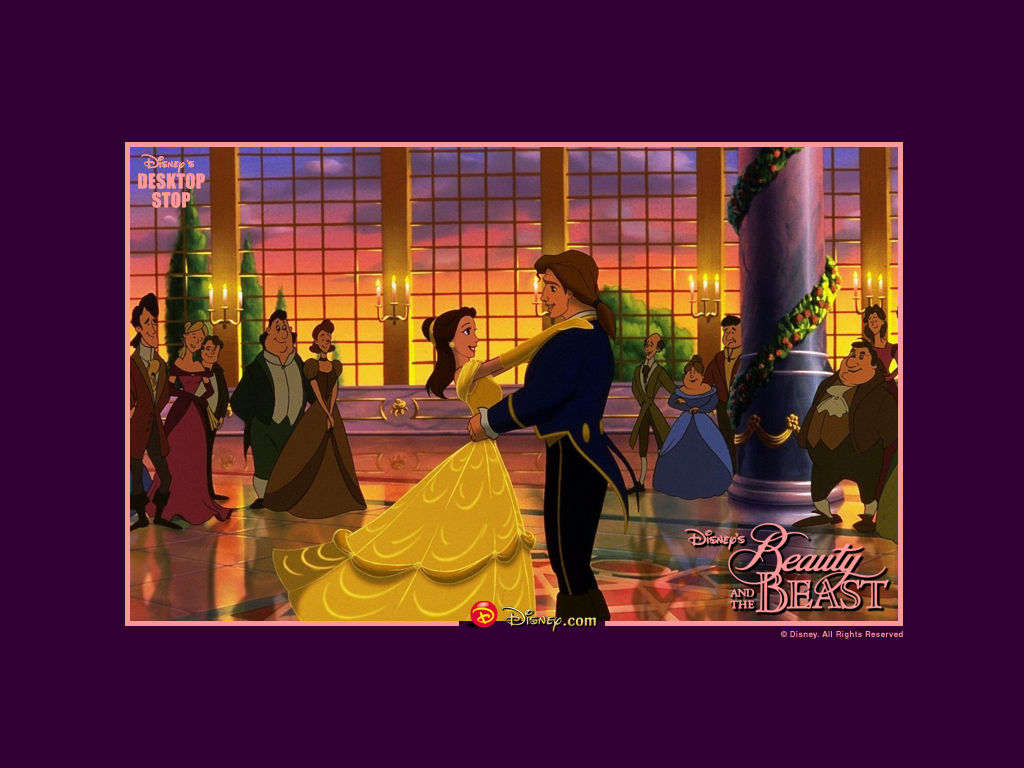 Beauty And The Beast 美女と野獣 壁紙 121561 ファンポップ