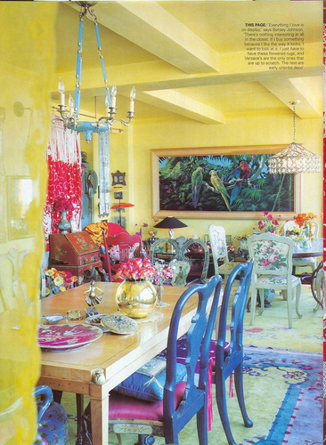 Betsey's Home in Elle