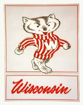 Bucky tasso, badger