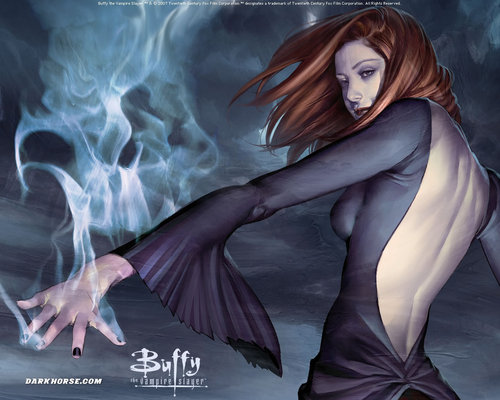 Buffy Comic 壁纸
