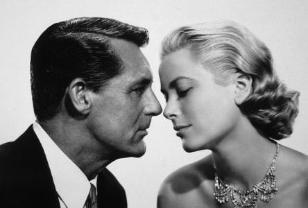 CG with Grace Kelly