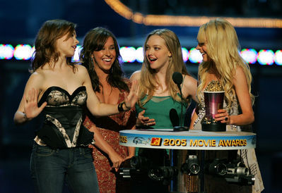 Cast @ mtv Movie Awards