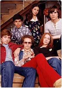 Cast of That 70's montrer