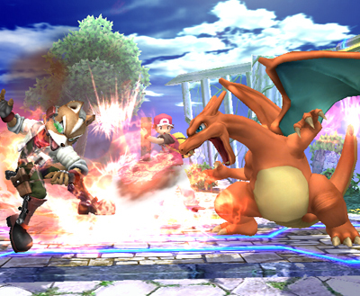 Charizard Special Moves