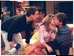 Cory, Topanga and Shawn