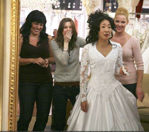 Cristina's Wedding Dress