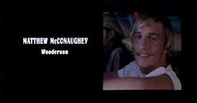 Dazed & Confused Credits