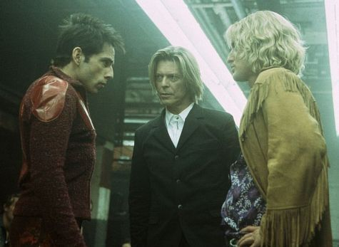 Derek, Hansel & David Bowie