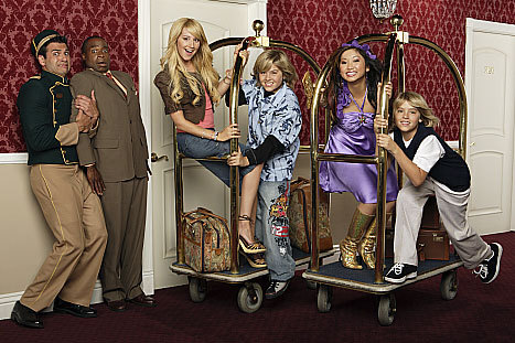 Dylan & Cole Suite Life!
