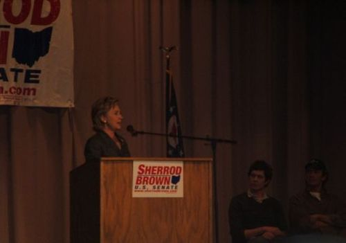 Endorsing Sherrod Brown