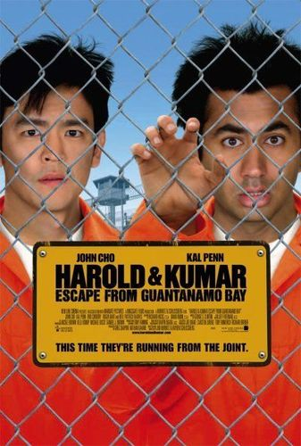 Escape from Guantanamo 湾