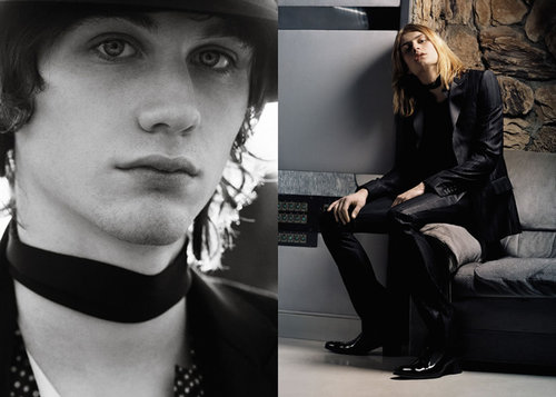 Fall/Wint 2005 Dior Homme Ad