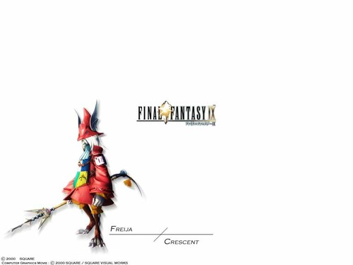 Final Fantasi IX Characters