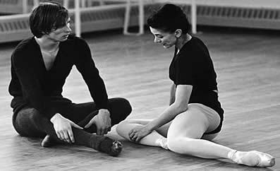 Fonteyn and Nureyev